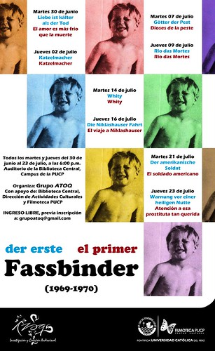 El primer Fassbinder