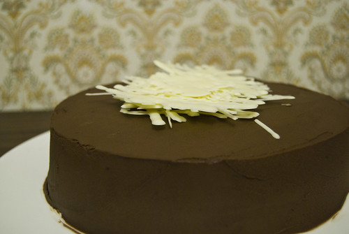 Rich chocolate cake 2
