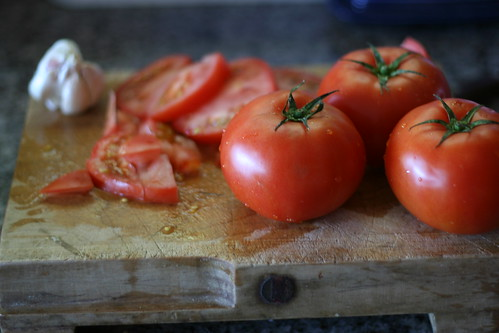 Tomatoes for Bruschetta