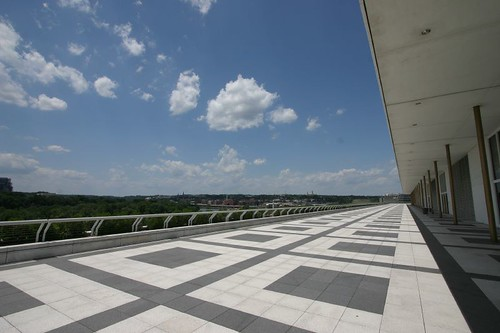 John F. Kennedy Center for Performing Arts.