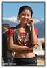 """Reang Girl, Tripura (Arif Siddiqui) Tags: costumes people india colors beauty festival portraits colorful traditional tribal east tribes serene local northeast cultures cultural arif pristine dances tribals siddiqui tripura india"""" """"north attires reang"""