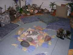 Shamanic Shift Center Sanctuary - July 2009