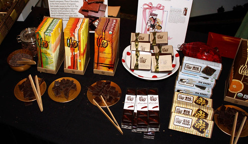 Theo Chocolate at the 2009 Seattle Chocolate Salon