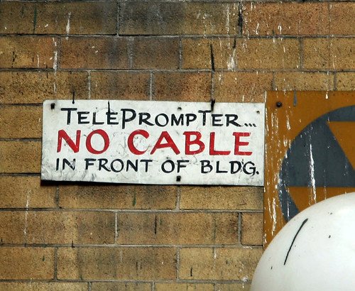 Teleprompter 05
