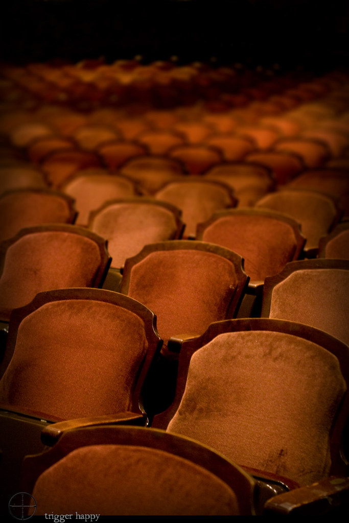 florida theater seats