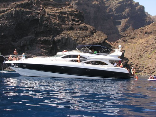 That's why Tenerife Yacht Charters are so proud of Flirtz II, their 74 foot ...