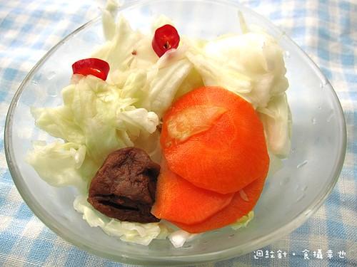 紫金堂酸果泡菜