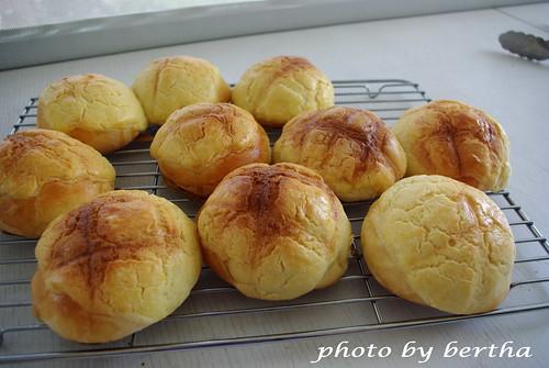 波蘿麵包-2