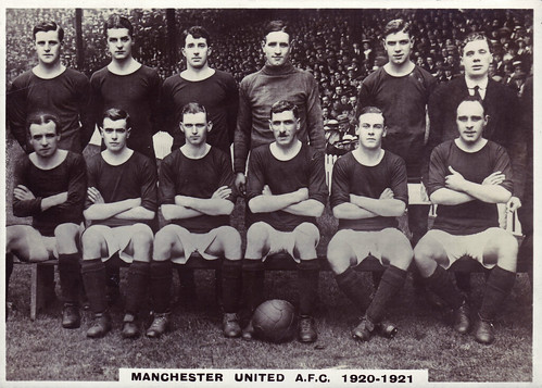Manchester United 1920-21 team photograph (2)