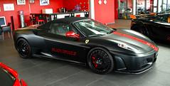 Ferrari F430 Hamann Black Miracle (Phennny) Tags: auto black cars car germany deutschland italian nikon european miracle awesome fast ferrari autos rims supercar f430 supercars vroom hamann saksa d80