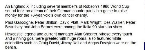 Breaking News: Teamtalk claim Alan Shearer as Newcastle boss