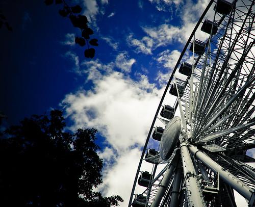 Wheel of terror!