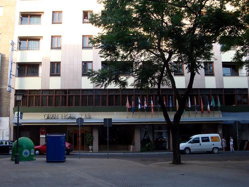 Sevilla Springsteen 02 Hotel Lar