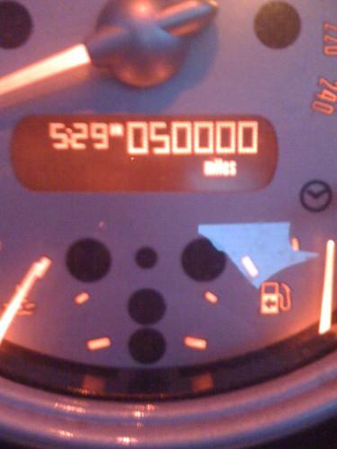 50,000 Miles