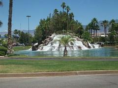 Casa Blanca Fountain