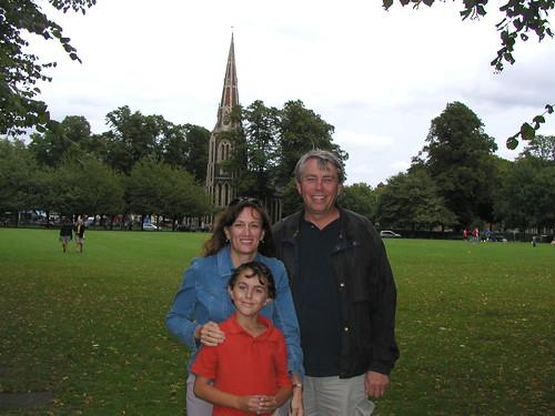 Simons UK visit 0709