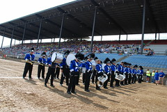 Centerville - 2009 Band Day (WayNet.org) Tags: music dance indianapolis statefair band indiana highschool marchingband instruments bulldogs centerville bandday waynecounty statefairbandday 2009statefairbandday
