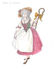 Celia as Aliena