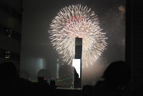 Tokyo Bay Fireworks 2009 #5