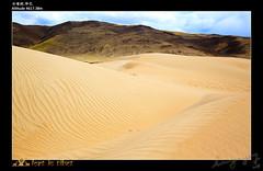 Dunes (swinelin) Tags: china asia tibet 2009 西藏