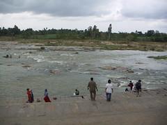 Cauvery River (photo.j) Tags: empire mysore tipusultan srirangapattana tippusultan indiankingdomofmysore
