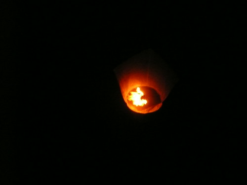 Lantern in the Sky