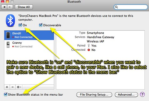 Setup Bluetooth on your Mac computer