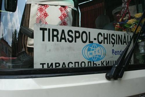 Tiraspol Pridnestróvia