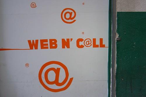Web n' c@ll