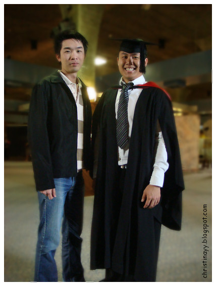 My Boi's USQ Graduation Ceremony '09: Morning Session