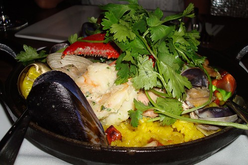 Paella at Beso