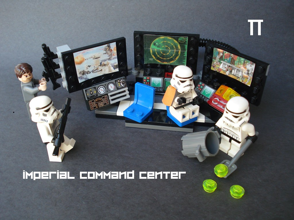 Imperial Command Center