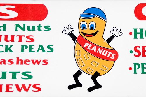 happy peanut