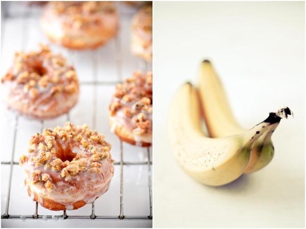 Doughnut & Bananas