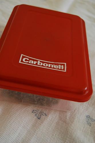 Pote brinde Carbonell