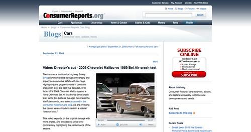 Consumer Reports Cars Blog_1253991456383