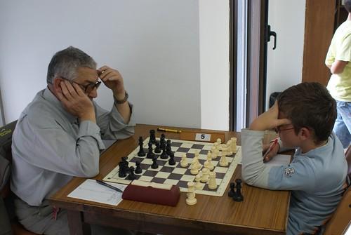 Francesc A. López vs Benet Pantebre, la sorpresa de la ronda...