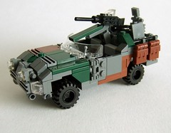 M3 Panther (Aleksander Stein) Tags: light army lego jeep military assault states m3 panther m4 recon acompany alphacompany