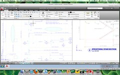 AutoCAD 2010 on Parallels Apple Mac OSX 10.6