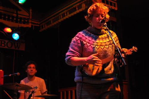 Sarah Mangle at The Rainbow