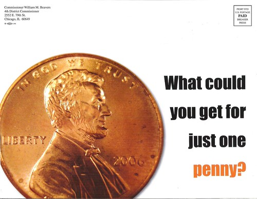 SCAN: What could you get for one penny