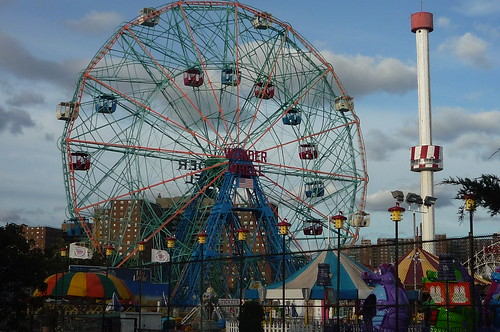 Wonderwheel Coney Island