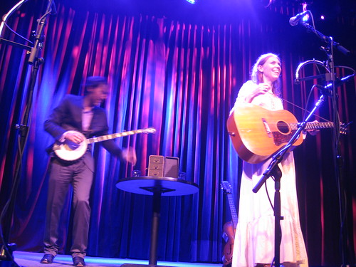 Gillian Welch, the Fillmore, 10-01-09