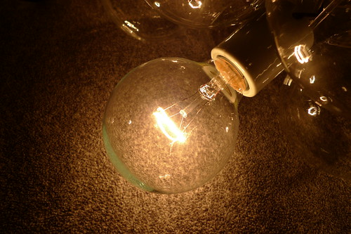 chandelier bulb