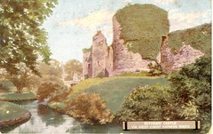 Rothesay Castle 1912
