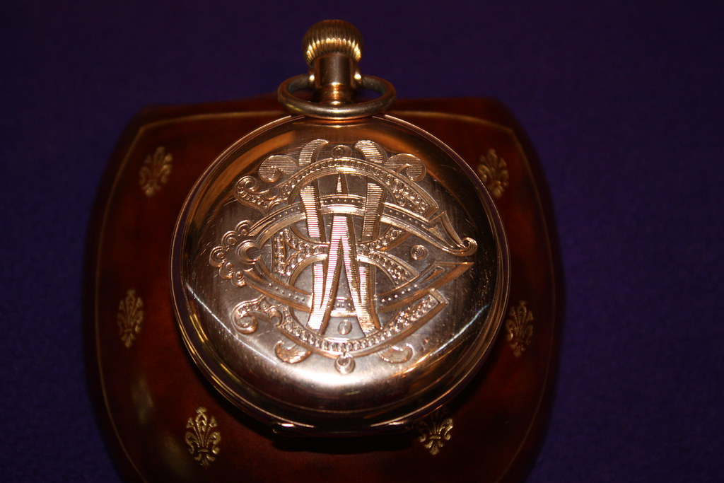 Would like to learn more about this pocket watch