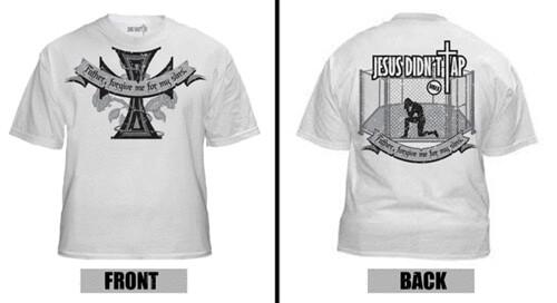 Father Forgive Shirt