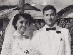 Rosita and Eustaquio