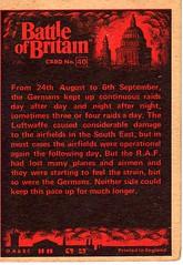 Card 40 (Rear) (Pat Linsley) Tags: bubblegum battleofbritain