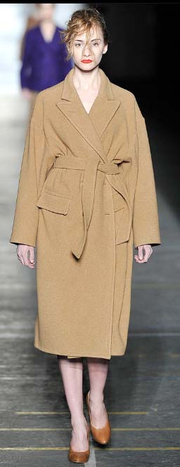 Dries van Noten coat Fall 2009
